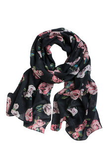 Floral Scarf