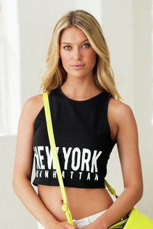 New Look New York Manhattan Crop