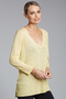 Emerge V Neck Jumper
