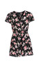 New Look Little Rose Wrap Playsuit