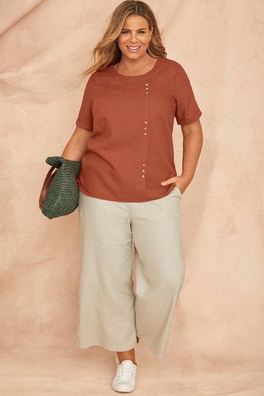 Laid-back Fabric - 2503301