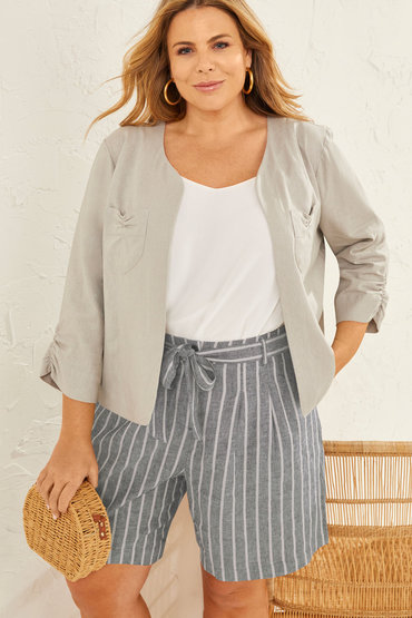 Linen with a Twist - 2533161