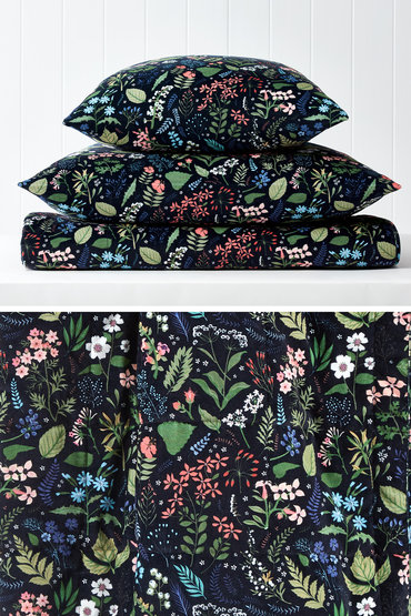 Midnight Garden Velvet - 2410271