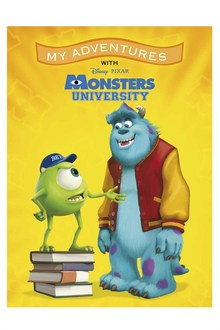 My Adventures with Disney-Pixar Monsters University