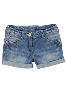 Next Mid Blue Denim Shorts (3-16yrs)