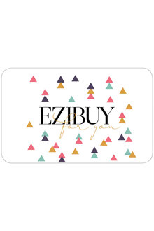 E GIFT CARD TRIANGLES