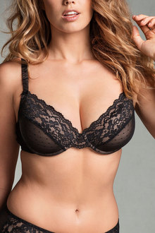 Sara Zoe Full Figure Moulded Cup Bra
