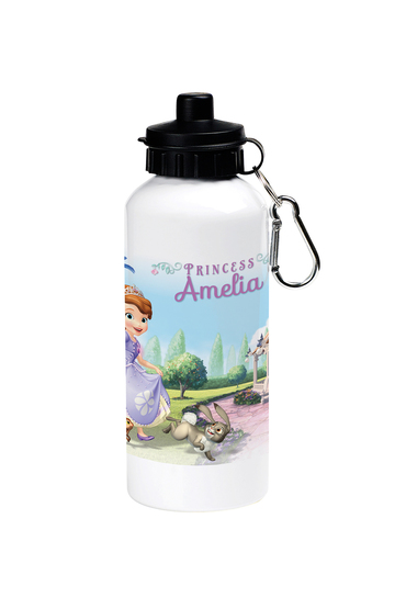 Personalised Disney Sofia the First Drink Bottle