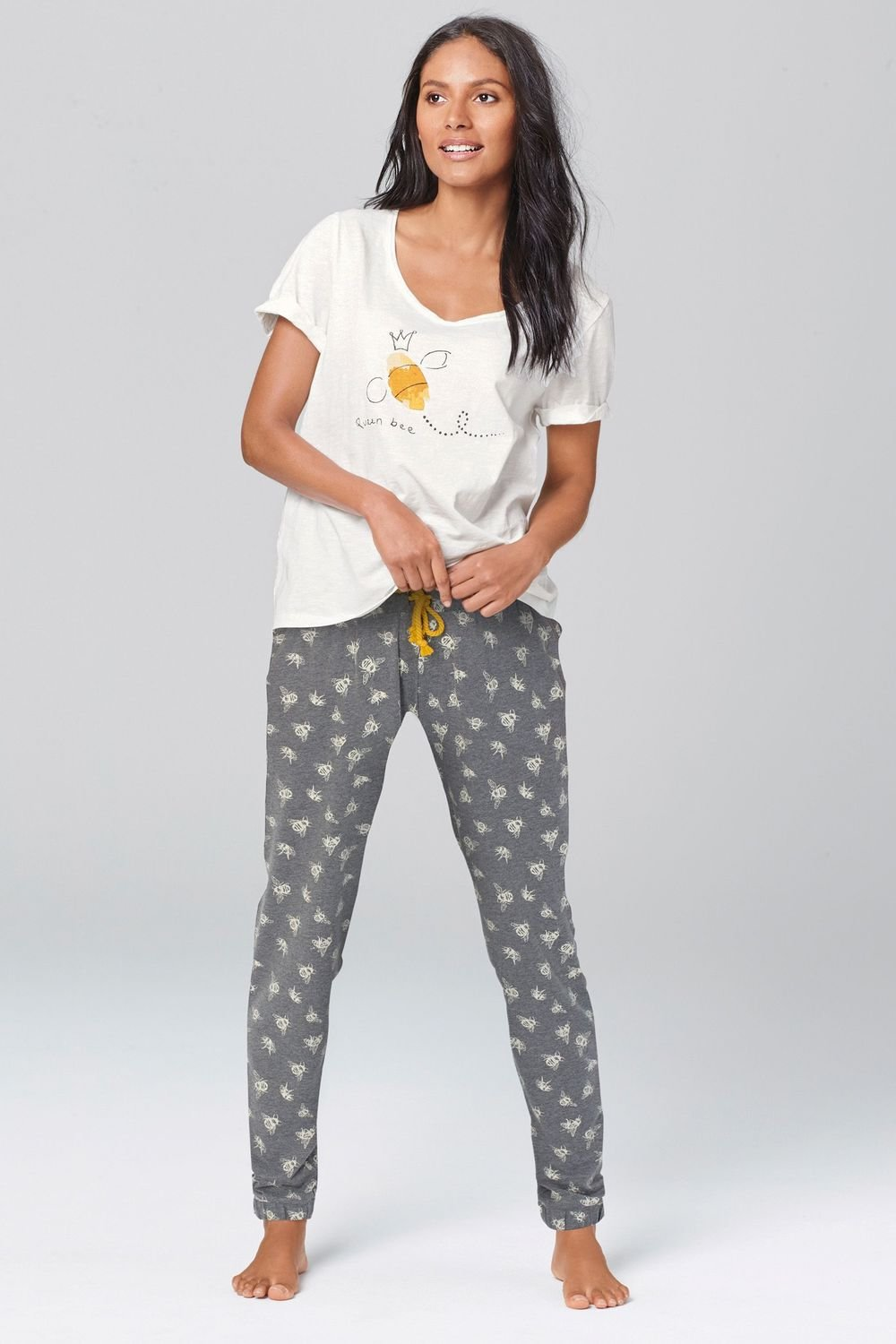 With pajamas and robes that fit and feel like a dream, you'll sleep better than you ever have before. Whether you're looking for pajama sets, bath robes or slippers, you're sure to find an incredible array of options for your sleepwear rotation.