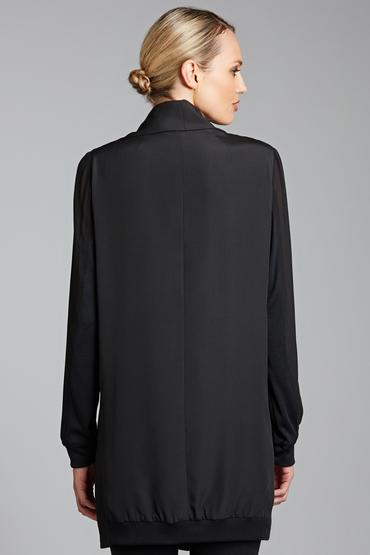 Emerge Longline Drape Jacket