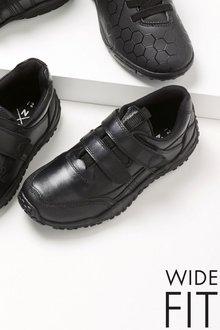 Next Sporty Double Strap Shoes (Older Boys) - 154724