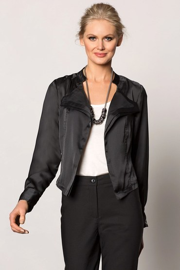 Grace Hill Shirt Jacket