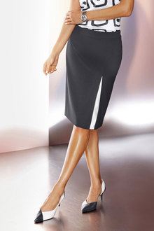 Capture European Pencil Skirt