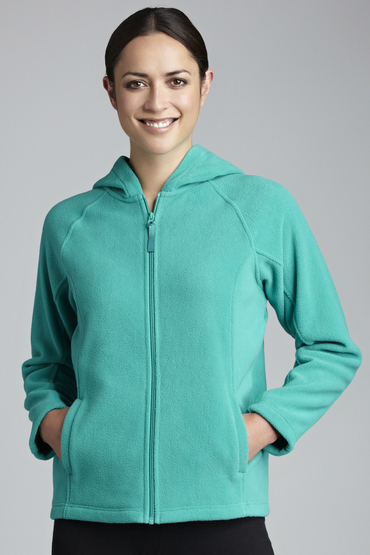 Capture Hooded Zip Fleece