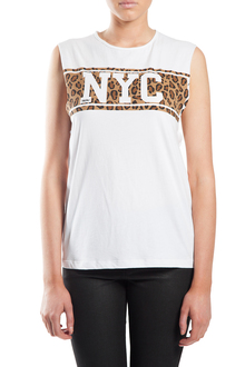 Mossimo NYC Safari Muscle Tank