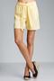 Capture Linen Shorts
