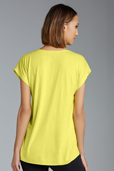 Capture V Neck Shell Top