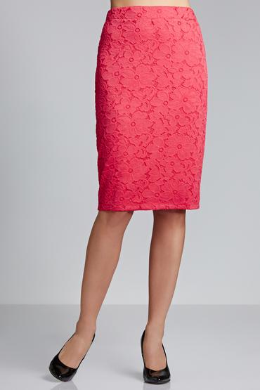 Capture Lace Skirt
