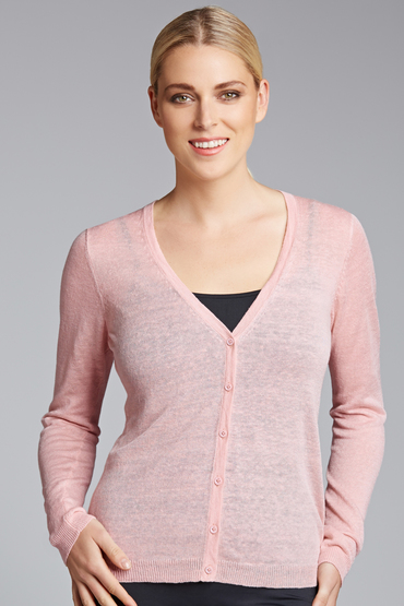 Emerge V Neck Cardigan