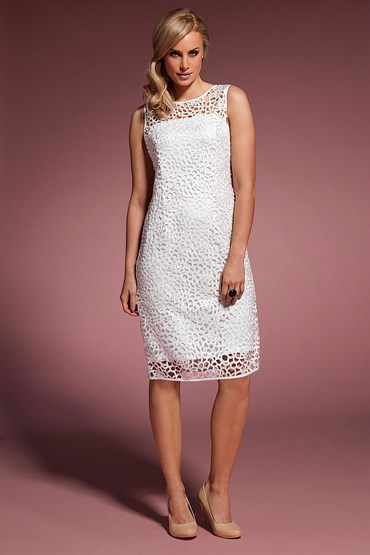 Grace Hill Lace Dress
