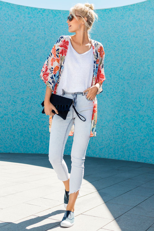 Relaxed Resort Wear