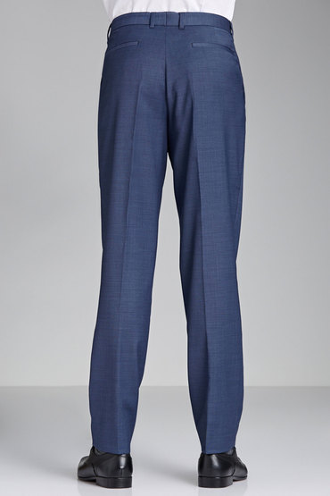 Pierre Cardin Blue Suit Trouser