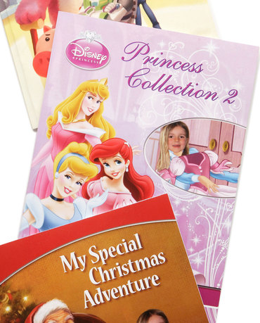 Princess Personalised Photo Book
