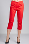 Capture Slim Sateen Capris