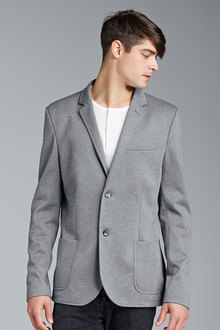 New Look Mens Ponti Blazer