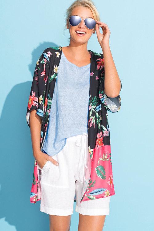 Kimono in Bloom