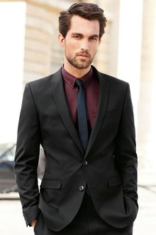 Next Regular Fit Suit Jacket - 91312