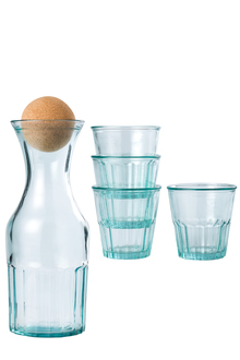 Jamie Oliver Carafe and Tumblers