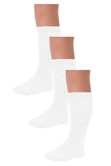 Next Three Pack Knee High Socks (Older Girls) - 147529