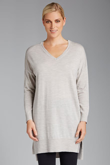 Emerge V Neck Tunic