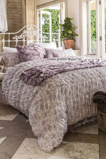 Garden Ramble duvet set