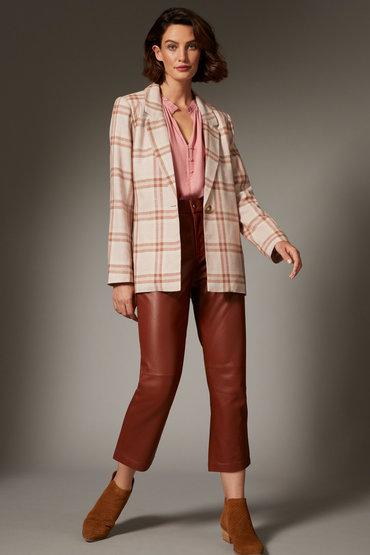 Vintage Check Trend - 2577771