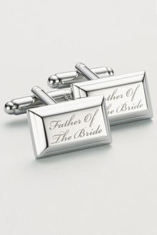 Next Father Of The Bride Wedding Cufflinks - 117979