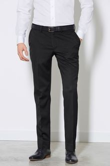 Next Plain Front Slim Fit Trousers