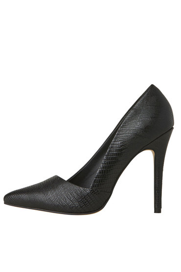 Lipstik Stilletto Court Shoe