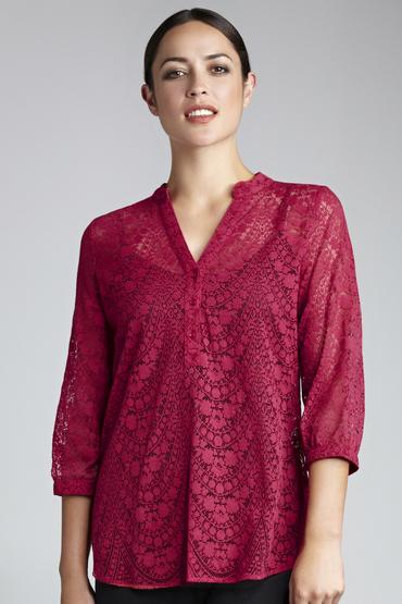 Capture Lace Shirt