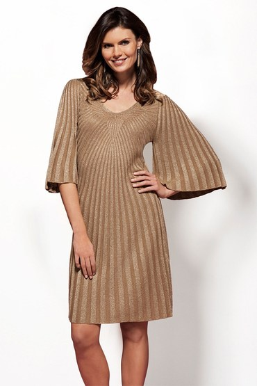 Grace Hill Sunshine Knit Dress