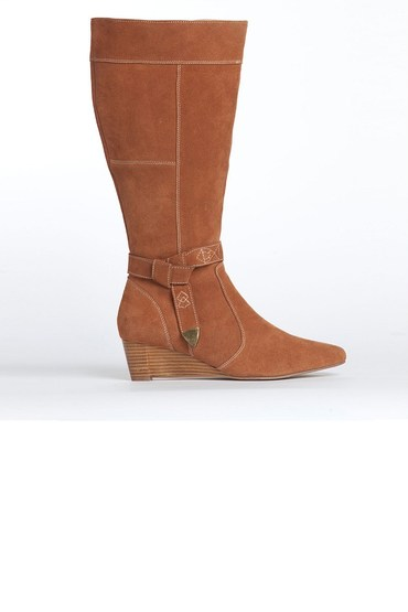 Sara Wedge Fashion Boots