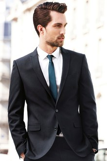 Next Regular Fit Suit Jacket - 91314