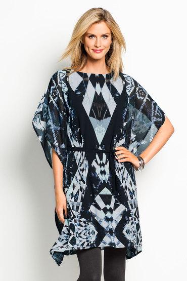 Capture Graphic Dress