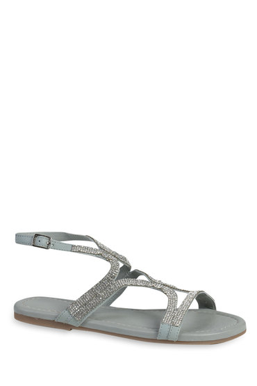 Grace Hill Crystal Jewelled Sandal