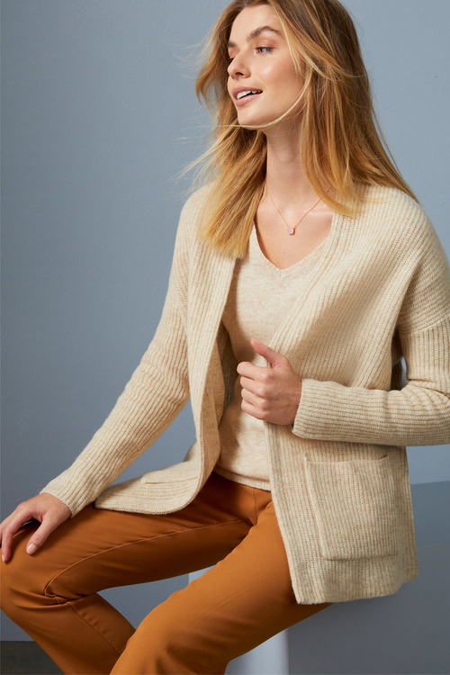 Luxe Lambswool