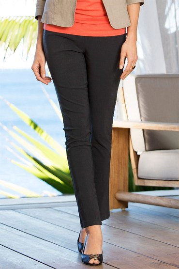 Capture Stretch Slim Pants