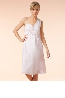 Urban One Shouldered Dress