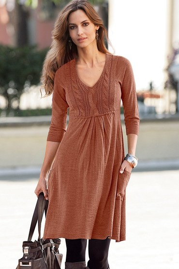 Together Knitted Dress