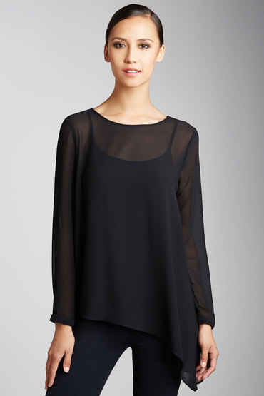 Capture Long Sleeved Tunic